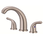 Danze D304012BN Melrose Widespread Brushed Nickel Lavatory Faucet