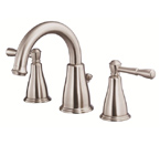 Danze D304015BN Eastham Two Handle Widespread Brushed Nickel Lavatory Faucet