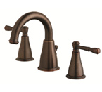 Danze D304015BR Eastham Two Handle Widespread Tumbled Bronze Lavatory Faucet