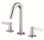 Danze D304030 Amalfi Two Handle Mini-Widespread Chrome Lavatory Faucet