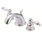 Danze D304055 Sheridan Widespread Chrome Lavatory Faucet