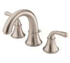 Danze D304056BN Bannockburn Widespread Brushed Nickel Lavatory Faucet