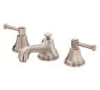 Danze D304068BN Brandywood Widespread Lever Handle Brushed Nickel Lavatory Faucet