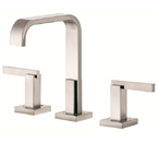Danze D304544BN Siruis Trim Line Widespread Brushed Nickel Lavatory Faucet