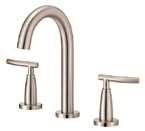 Danze D304554BN Sonora Trim Line Widespread Brushed Nickel Lavatory Faucet