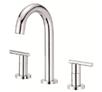 Danze D304558 Parma Trim Line Widespread Chrome Lavatory Faucet