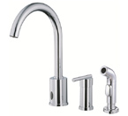 Danze D423058 Parma Dual Function Kitchen Faucet W/ Spray