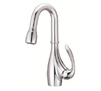 Jado 803 800 100 Basil Single Lever Kitchen Faucet