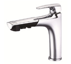 Danze D456710 Taju Single Handle Chrome Pull-Out Faucet