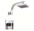 Danze D500544 Sirius Complete Faucet Single Handle Pressure Balance Chrome Shower