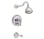 Danze D502157 Opulence Complete Faucet Single Handle Pressure Balance Chrome Tub & Shower