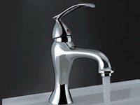 Alfa Chrome Bathroom Faucet FA00055