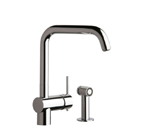 Elkay Allure LK6166NK Brushed Nickel Kitchen Faucet *DISCONTINUED*