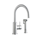 Elkay Allure LK7922SSS Stainless Steel Kitchen Faucet