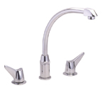 Elkay LKD2439 Chrome Kitchen Faucet