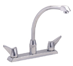 Elkay LKD2442 Chrome Kitchen Faucet