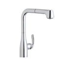 Elkay Gourmet LKLFGT2041 Low Flow Pull Out Kitchen Faucet