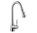 Suneli N88402-BN Brushed Nickel Kitchen Faucet
