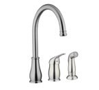 Suneli N88903-BN Brushed Nickel Kitchen Faucet