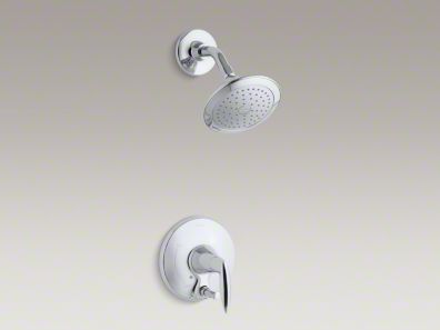 Kohler Alteo� shower trim with push-button diverter, valve not included K-T45108-4