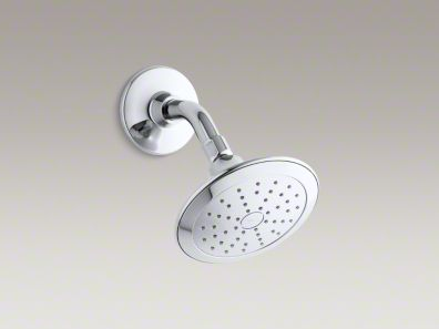 Kohler Alteo® 2.0 gpm single-function showerhead with Katalyst® spray  K-5240