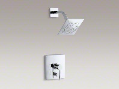 Kohler Stance® Rite-Temp® shower trim K-T14777-4