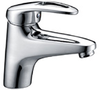 Pelican PL-5610 Brushed Nickel Bathroom Faucet