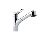 Franke FFPS200 Polished Chrome Pull Out Spray Kitchen Faucet