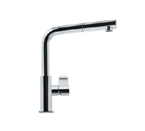 Franke FFPS1100 Polished Chrome Pull Out Nozzle Kitchen Faucet