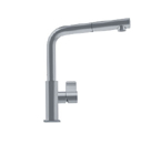 Franke FFPS1180 Satn Nickel Pull Out Nozzle Kitchen Faucet