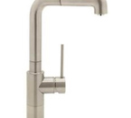 Blanco 440517 Acclaim Satin Nickel Faucet W/ Pullout Spray