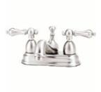 Elizabethan Classics CS01CP Centerset Bathroom Faucet - Chrome
