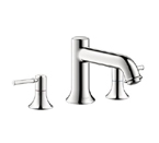 Hansgrohe 14313921 Talis C Roman Tub Filler Faucet Non Diverter - Rubbed Bronze
