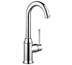 Hansgrohe 04217920 Talis C Bar Faucet - Rubbed Bronze