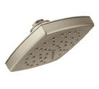 "Moen voss One-Function 6"" Diameter Rainshower Showerhead"