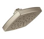 "Moen Voss One-Function 6"" Diameter Eco-Performance Rainshower Showerhead"