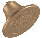 "Moen One-Function 5-7/8"" Diameter Moenflo XLT Showerhead"