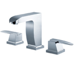 FLUID F20006-CP Penguin Series Single Lever Lavatory Faucet - Chrome
