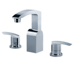 FLUID F16006-CP Toucan Series Dual Handle Lavatory Faucet - Chrome