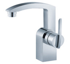 FLUID F16001-BN Toucan Series Single Lever Lavatory Faucet - Brushed Nickel