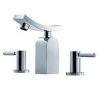 FLUID F14006 Emperor Series Dual Handle Lavatory Faucet - Chrome