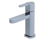 FLUID F28001-BN Wisdom Series Single Lever Lavatory Faucet - Brushed Nickel