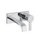 Grohe 19387 000 Allure 2-Hole Vessel Faucet - Chrome