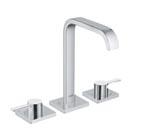 Grohe 20191 000 Allure Three-Hole Bath Faucet - Chrome