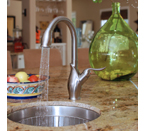 Fontaine Isabella Pull Down Kitchen Faucet - Brushed Nickel