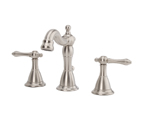 Fontaine Bellver Widespread Bathroom Faucet - Brushed Nickel