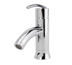 Fontaine Vincennes Single Hole Bathroom Faucet - Chrome