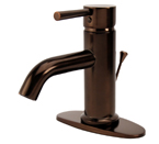 Fontaine Riviera Centerset Bathroom Faucet - Brushed Bronze