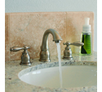 Fontaine Marbella Widespread Bathroom Faucet - Brushed Nickel